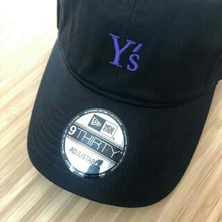 ヨウジヤマモト(Yohji Yamamoto)のY's x NEW ERA キャップ(キャップ)