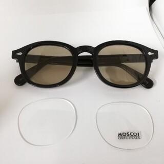 MOSCOT LEMTOSH / モスコット レムトッシュ ブラック サングラス