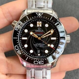 OMEGA - OMEGA オメガシーマスターSSメンズ 腕時計