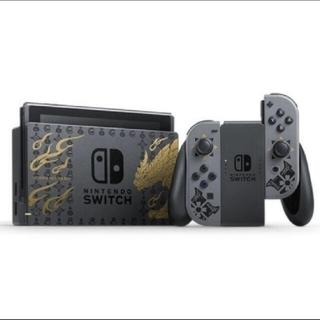 Nintendo Switch - 送料込 Nintendo Switch モンスターハンターライズ スペシャル