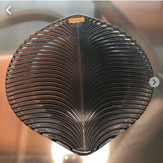 ナハトマン(Nachtmann)の♦︎新品・未使用♦︎ ナハトマン  マンボ ブラック32cm プレート(食器)