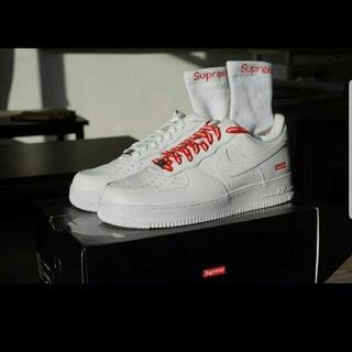 Supreme - Supreme Nike Air Force 1 Lowシュプリーム27.5cm