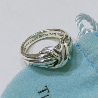 ティファニー(Tiffany & Co.)のティファニー シグネチャーリング 11号(リング(指輪))