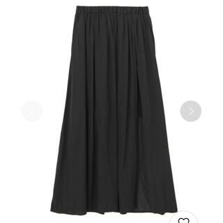 ムルーア(MURUA)のEVRIS レイヤードスリットロングスカート(ロングスカート)