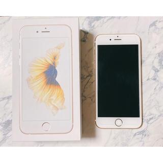 iPhone - iPhone6s 本体 32GB ゴールド