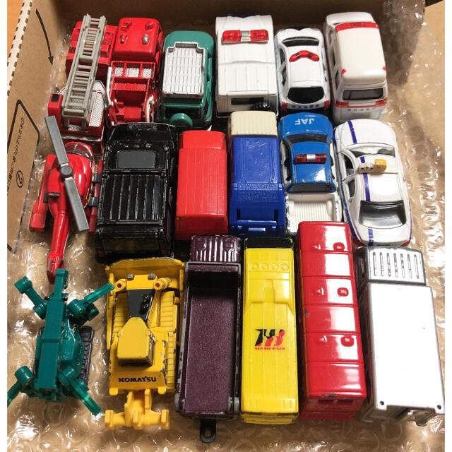 Takara Tomy(タカラトミー)のトミカ ミニカー 働く車(W05)  エンタメ/ホビーのおもちゃ/ぬいぐるみ(ミニカー)の商品写真