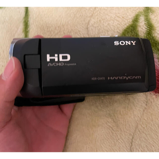 SONY - sony HDR-CX535