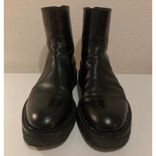 Jil Sander - Jil Sander back zip boots black 41
