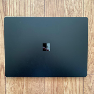 Microsoft - Surface laptop 3 256GB 8GB i5 ブラック