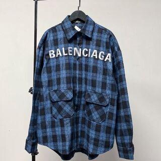 Balenciaga - Balenciagaチェックのシャツ