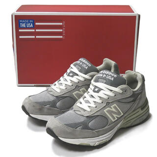 New Balance - NEW BALANCE MR993GL スニーカー US7D(25cm) メンズ