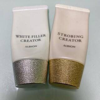 ALBION - ALBION下地(STROBING CREATER+WHITE CREATER)