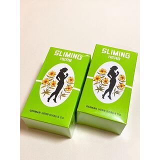 スリミングハーブティー(SLIMING HERB) 2箱セット(茶)