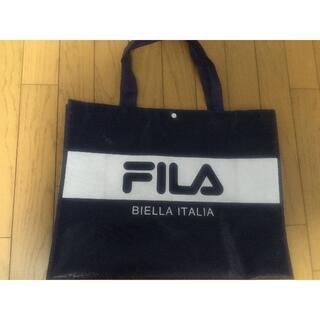 FILA - FILA  ショップバッグ