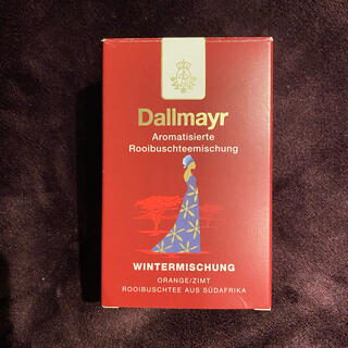 Dallmayer ダルマイヤー 紅茶 オレンジ シナモン ウィンターミックス(茶)