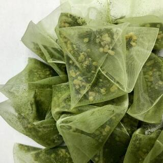 ティーバッグ 玄米茶 簡単 静岡県  おいしい お茶 送無 掛川茶 木更津 一源(茶)