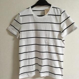 ムジルシリョウヒン(MUJI (無印良品))の無印良品オーガニックコットンTシャツ(Tシャツ(半袖/袖なし))