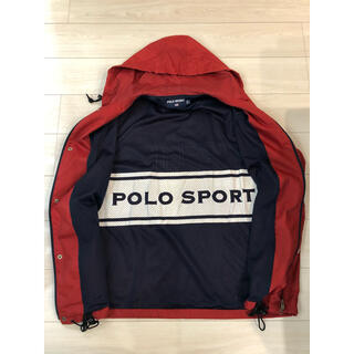 POLO RALPH LAUREN - POLO SPORT ポロスポーツ ナイロンジャケット VINTAGE