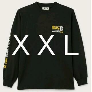 H&M - BLACK EYE PATCH × H&M ロンT サイズ  新品未使用