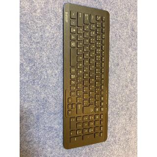 ELECOM - [中古美品]コンパクトBluetoothパンタグラフキーボード