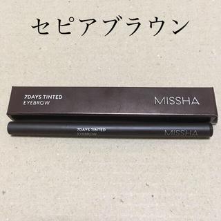 MISSHA - ミシャ アイブロウティント セピアブラウン