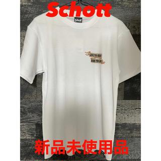 ショット(schott)の【新品未使用品】Schott THERMAL T-SHIRT(Tシャツ/カットソー(半袖/袖なし))