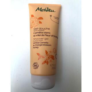 メルヴィータ(Melvita)の新品 メルヴィータ FH ジェルウォッシュ CO(ボディ用洗浄料)200ml(ボディスクラブ)
