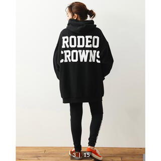 RODEO CROWNS WIDE BOWL - ❤WEB完売 Onemileビックフィーディーレギンスセット❤