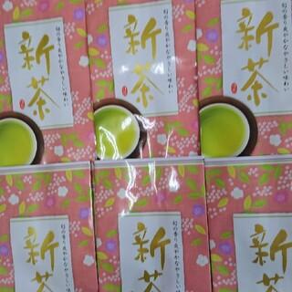 静岡県産 深蒸し茶 100g6袋静岡茶八十八夜(茶)