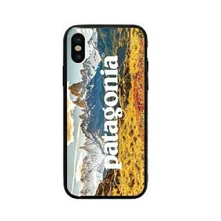 パタゴニア(patagonia)のパタゴニア ガラスケース iPhoneケース wk44ub(iPhoneケース)
