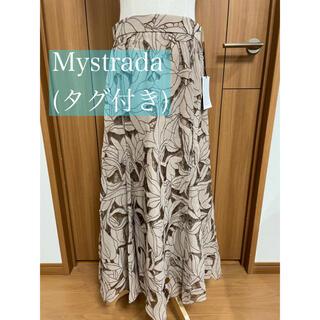 Mystrada - 【タグ付き】Mystrada♡エアリーカットワークスカート♡美人百花♡