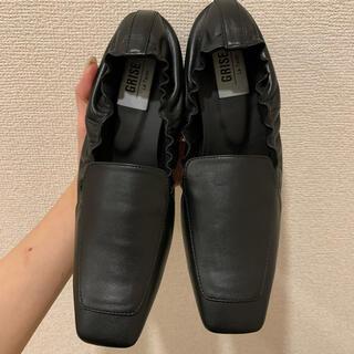 ルタロン(Le Talon)のルタロングリーズ 新品未使用(ローファー/革靴)