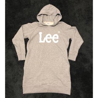 リー(Lee)のLee スウェットワンピース (トレーナー/スウェット)