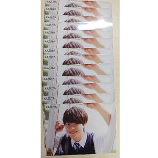 なにわ男子 大橋和也 Myojo厚紙カード 13枚セット(アイドルグッズ)