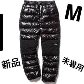 NANGA - ナンガ ポータブルダウンパンツ BLACK M