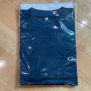 ガマカツ(がまかつ)のがまかつ gamakatsu Tシャツ ブルー(ウエア)