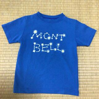 モンベル(mont bell)のモンベル  速乾Tシャツ 110cm ★★(Tシャツ/カットソー)