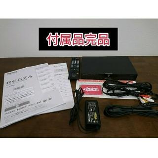 東芝 - 東芝 REGZA D-TR1 HDD録画対応 地デジ・BS・CSチューナー