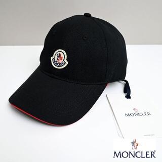 MONCLER - 新品 Moncler ロゴキャップ