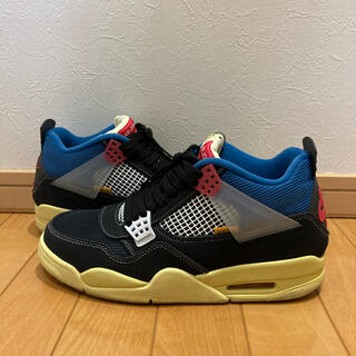 NIKE - Air jordan4 x union LA off noir 27.5