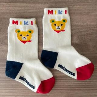 mikihouse - MIKIHOUSE ベビー靴下