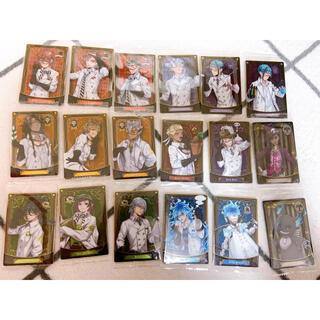 Disney - ツイステ ウェハースカード 18枚セット☆