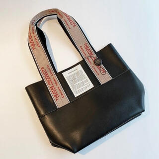 THEATRE PRODUCTS - THEATRE PRODUCTS FAKE LEATHER TOTE