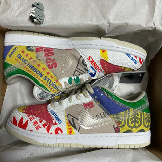NIKE - Nike Dunk Low SP Thank You For Caring 28