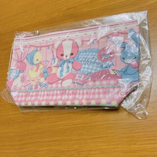アンジェリックプリティー(Angelic Pretty)のAngelic Pretty Melody toys ポーチ ミント 新品送込(ポーチ)