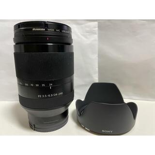 SONY - FE 24-240mm F3.5-6.3 SEL24240
