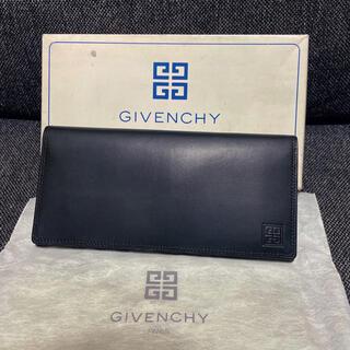 ジバンシィ(GIVENCHY)のGIVENCHY レザー 長財布(長財布)