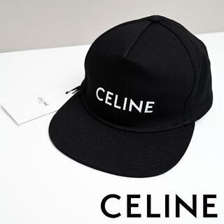 celine - 新品 2021SS Celine ロゴ キャップ