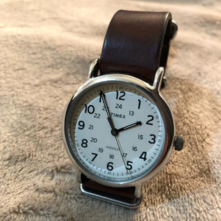 タイメックス(TIMEX)の【値下げ】TIMEX タイメックス 腕時計 アナログ シンプル(腕時計(アナログ))