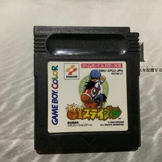 ゲームボーイ(ゲームボーイ)のGB ポケットG1ステイブル(携帯用ゲームソフト)